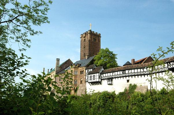 Foto: Harald Rockstuhl / Eisenach Wartburg