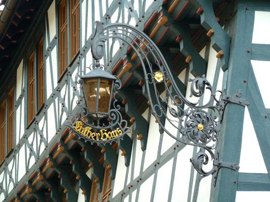 Foto: Frank Rockstuhl / Eisenach / Luther Haus