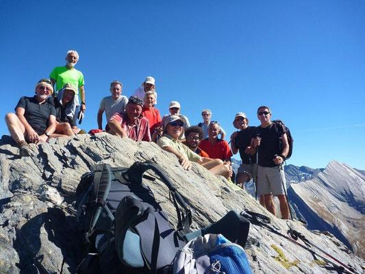 Pic Ségure (2990 m)