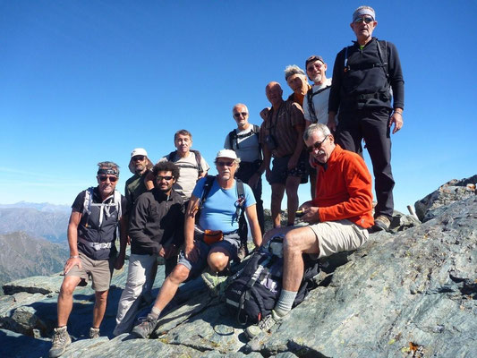 Brec Bouchet (2997 m)