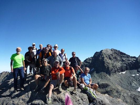 Pointe Joanne (3052 m)