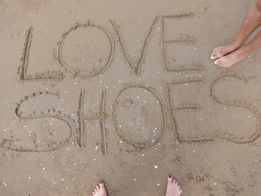Wir lieben Schuhe