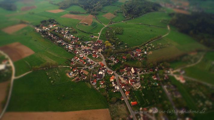 Miniaturdorf Etlaswind