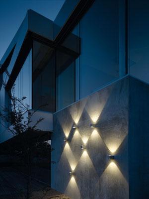 Außenleuchten von Licht Objekte Wohndesign