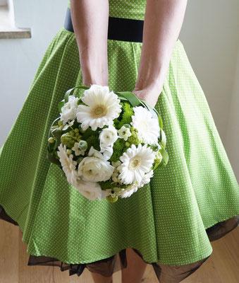 Rund mit Petticoat