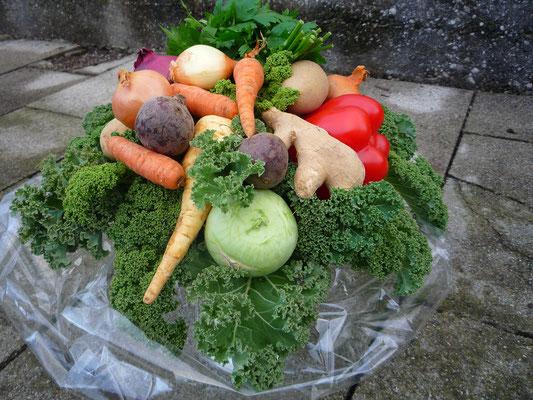 Gemüsestrauß