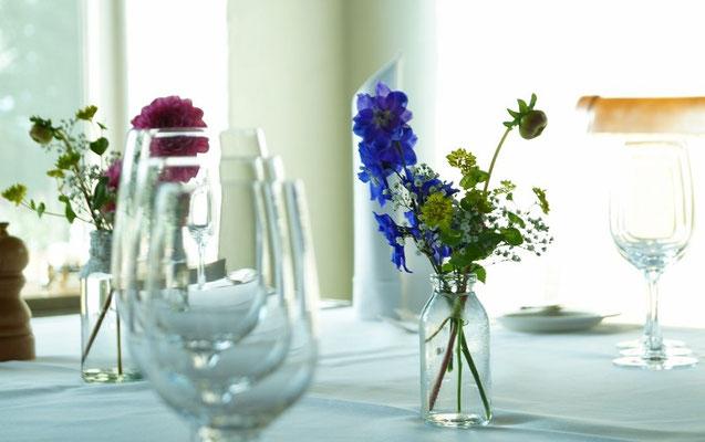 Reduziert in Vasen