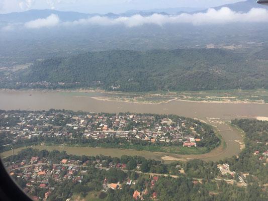 Auf Wiedersehen Luang Prabang! Wir kommen wieder!
