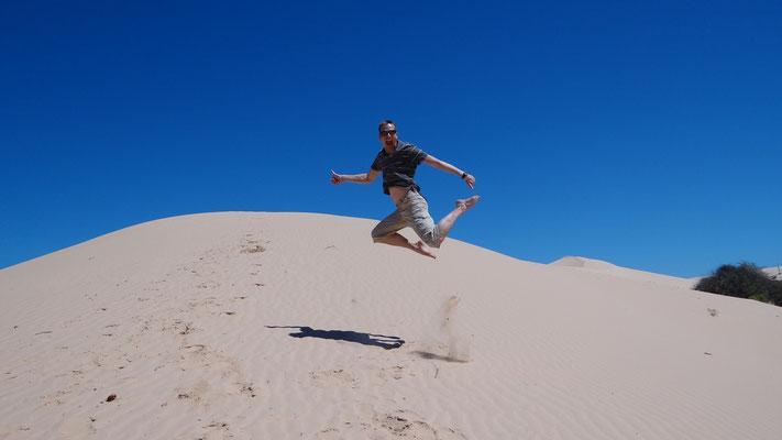 Mungo National Park, bei Mildura, Australien 2012