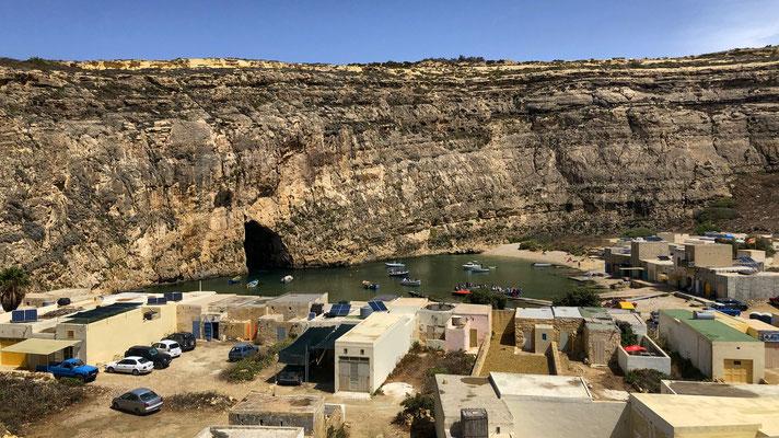 Inlandsee auf Gozo