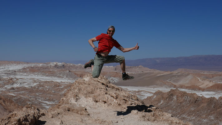Moon Valley, Atacama, Chile, 2016