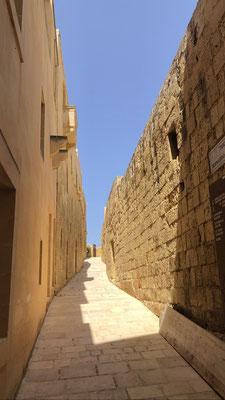 Zitadelle in Victoria auf Gozo