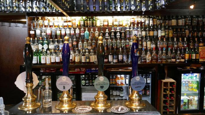In der Sligachan Brauerei