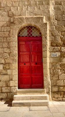 Unterwegs in der alten Stadt Mdina