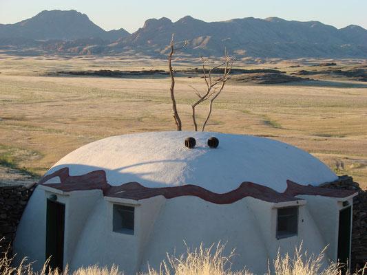 Entspannen in der Rostock Ritz Desert Lodge