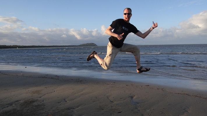 4 Miles Beach bei Port Douglas, Australien 2013