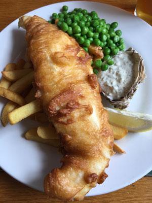 """mhm, das beste """"Fish & Chip"""" weltweit!"""