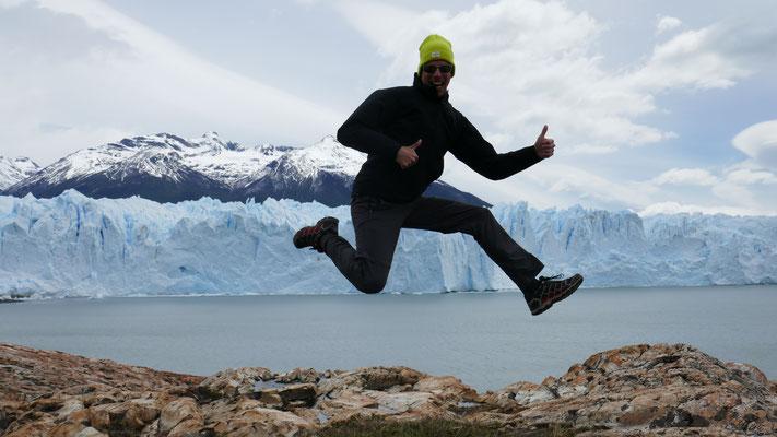 Perito Moreno Gletscher, El Calafate, Argentinien, 2016