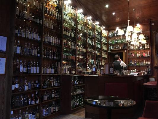 In der Torridon Bar gibt es 100 Gins und 365 verschiedene Whiskys