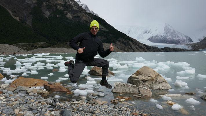Parque National Los Glaciares, Chalten, Argentinien, 2016