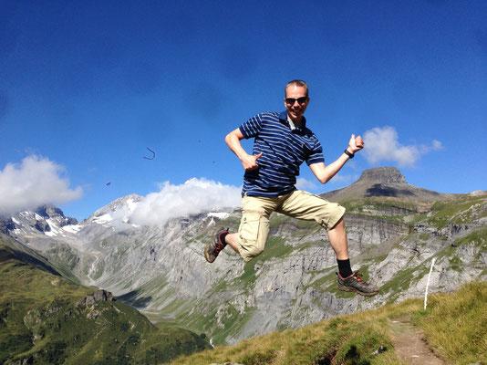 Val Frisal und Kistenstöckli oberhalb Brigels, Schweiz 2014