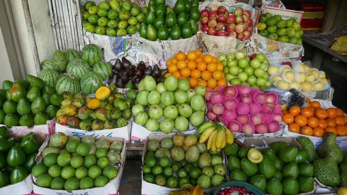 ... Früchte ...