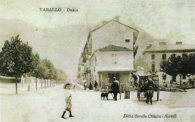 Piazza del Dazio
