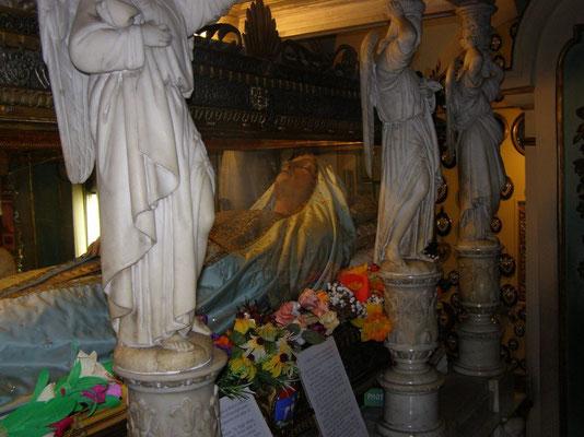LO SCUROLO - LA MADONNA DORMIENTE - 05.04.2009