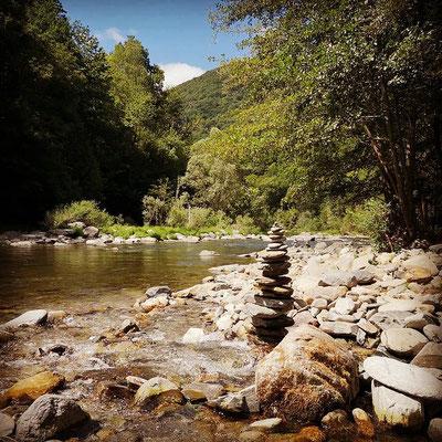 instagram, Cairn dans l'Aveyron