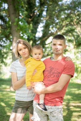 un portrait de famille classique mais indémodable