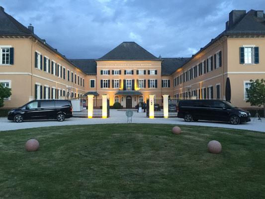 Geisenheim, Schloss Johannisberg, Event-Service, Flughafentransfer, Airport-Transfer