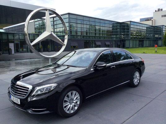 Sindelfingen, Mercedes Benz, City to City, Roadshow
