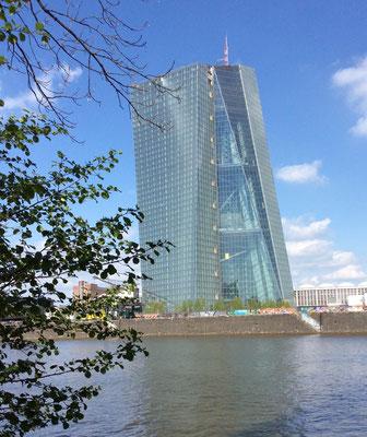 Bild: H. Seifert - Frankfurt am Main, EZB, Flughafentransfer, Airport-Transfer