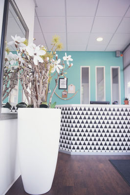 Retailstyling: Styling wachtkamer voor DentalCare