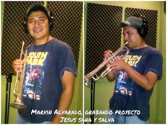 Marvin Alvarado
