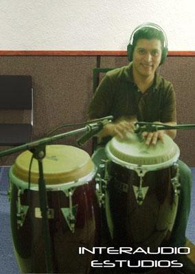 Manuel Hi (QEPD) en la primera etapa de Interaudio Estudios