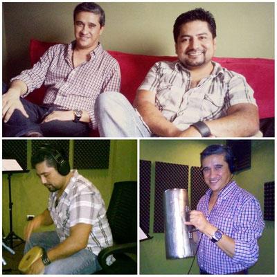 Mynor Garcia y Koka Avila Orquesta La Reunion de Guatemala