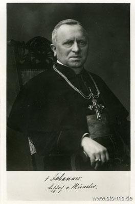 Bischof Johannes Poggenborg