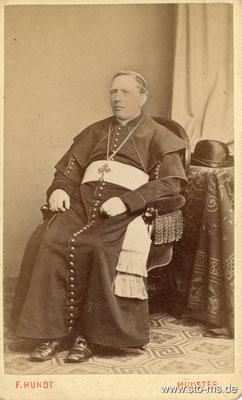 Bischof Johannes Bernhard Brinkmann um 1865