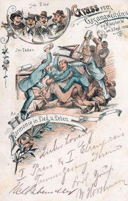 Turnergesangverein 1899