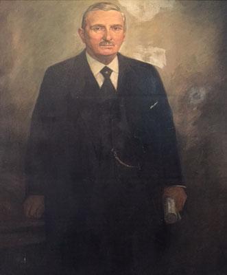 Friedrich Dieninghoff - Besitzer der Germania Brauerei