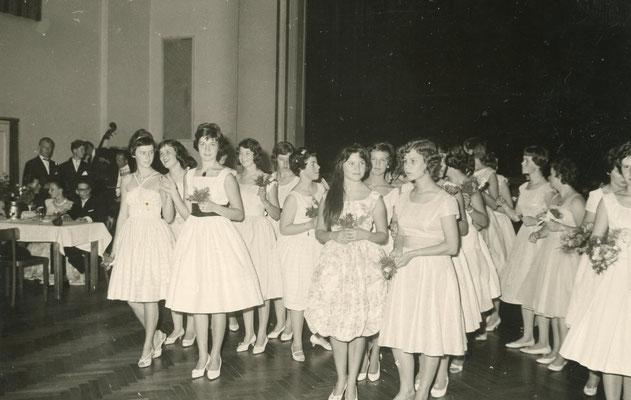 Tanzschule Dr. Oberbach 1970er Jahre