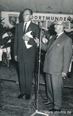 Betriebsfest Peter Büscher 1970er Jahre