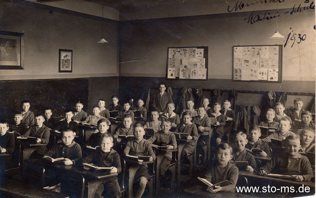 Martinischule 1930