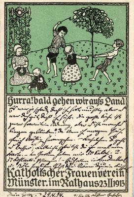 Kath. Frauenverein 1931