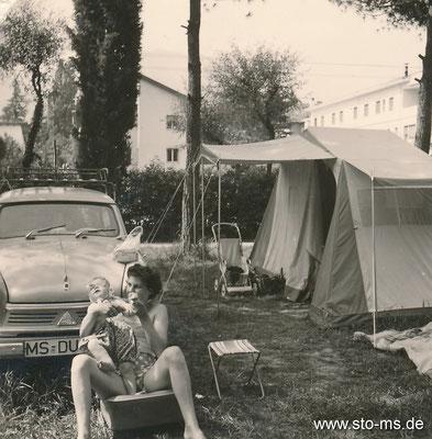 Der erste Urlaub 1960er Jahre