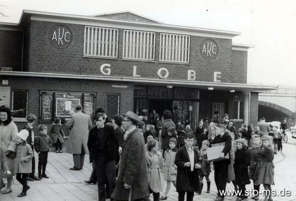 Globe-Kino am Servatiiplatz