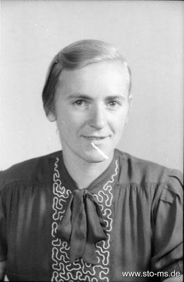 Schwester des Fotografen Carl Pohlschmidt
