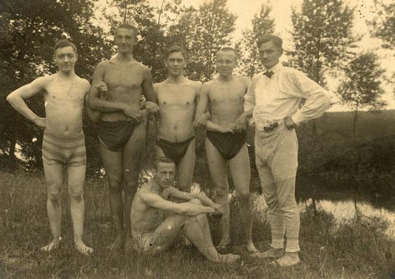 Werse bei Nobiskrug Juni 1919