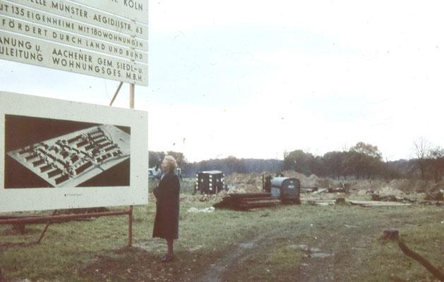 Bauvorhaben Burloh 1961 03